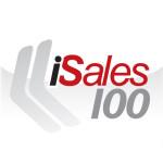 mobile ERP sales app en español: iSales 100 logo