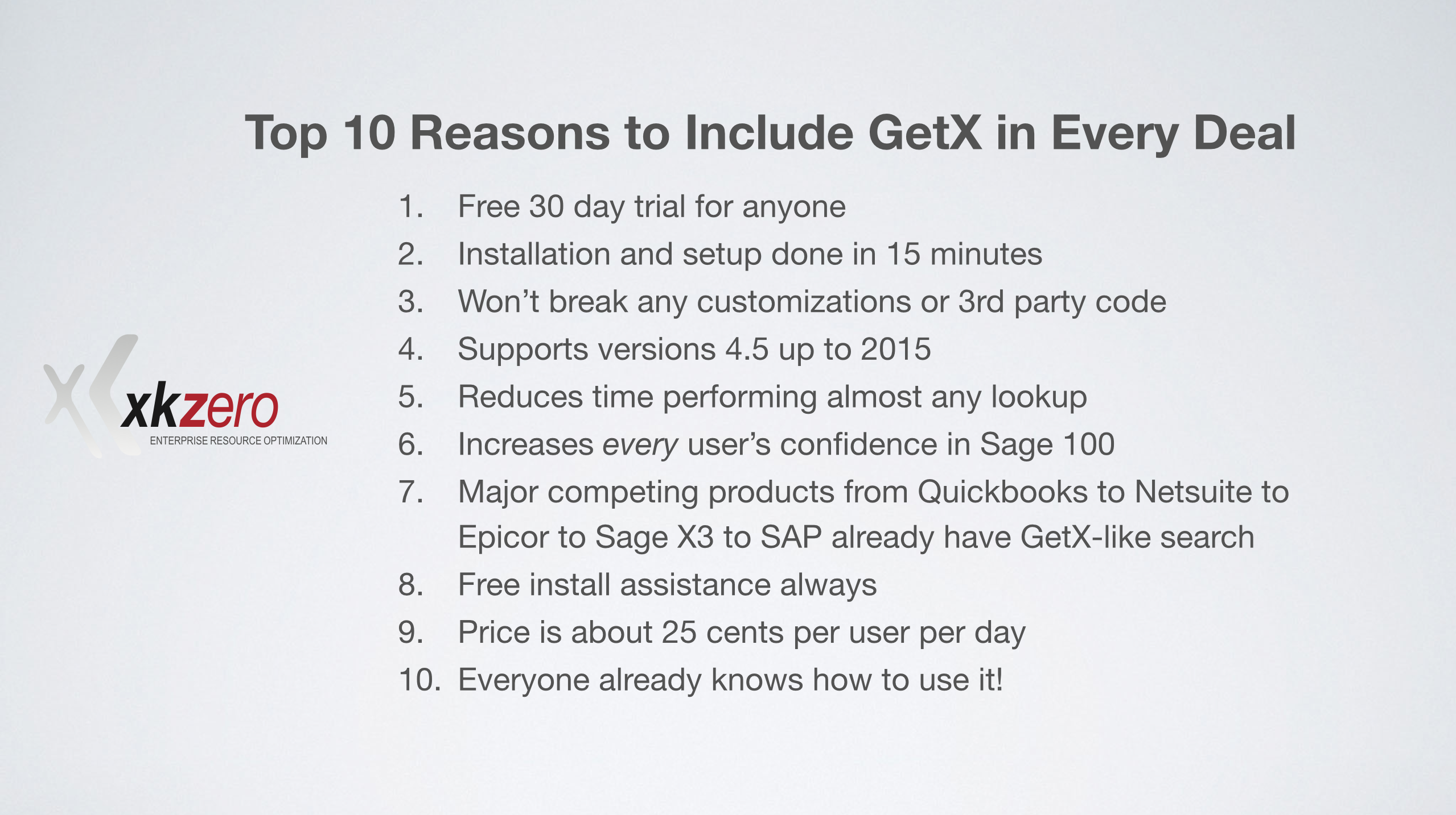 Top 10 Reasons to use GetX