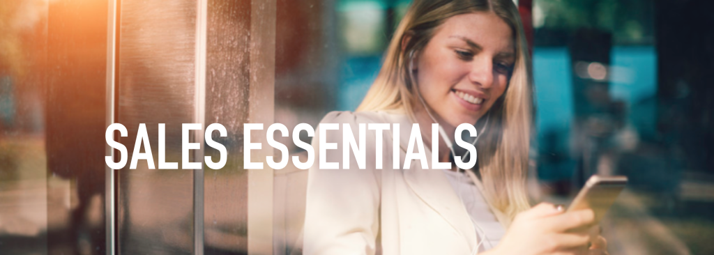 Sales essentials for growing businesses