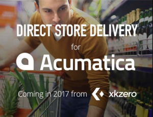 Direct store delivery for Acumatica
